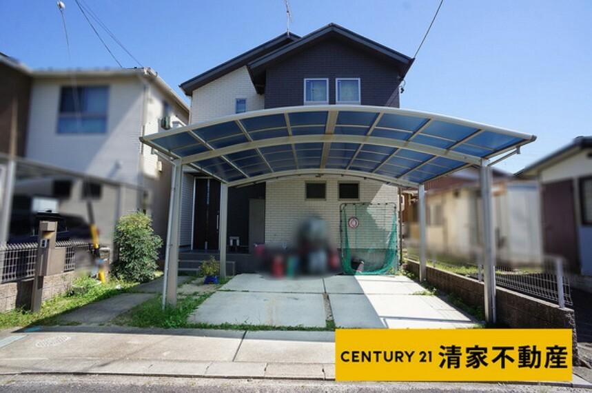 外観写真 平成23年築!オール電化住宅!(2021年09月撮影)