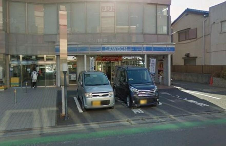 コンビニ ローソン鶴ヶ島駅東口店
