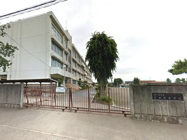 中学校 鶴ヶ島市立富士見中学校