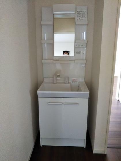 同仕様写真(内観) 洗面化粧台(2階)