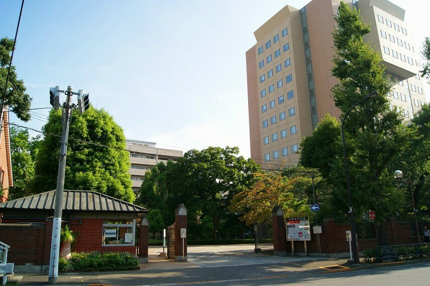 【大学】日本女子大学通信教育課程まで409m
