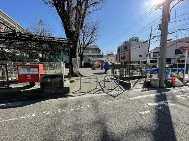 公園 【公園】雑司が谷一丁目児童遊園まで159m