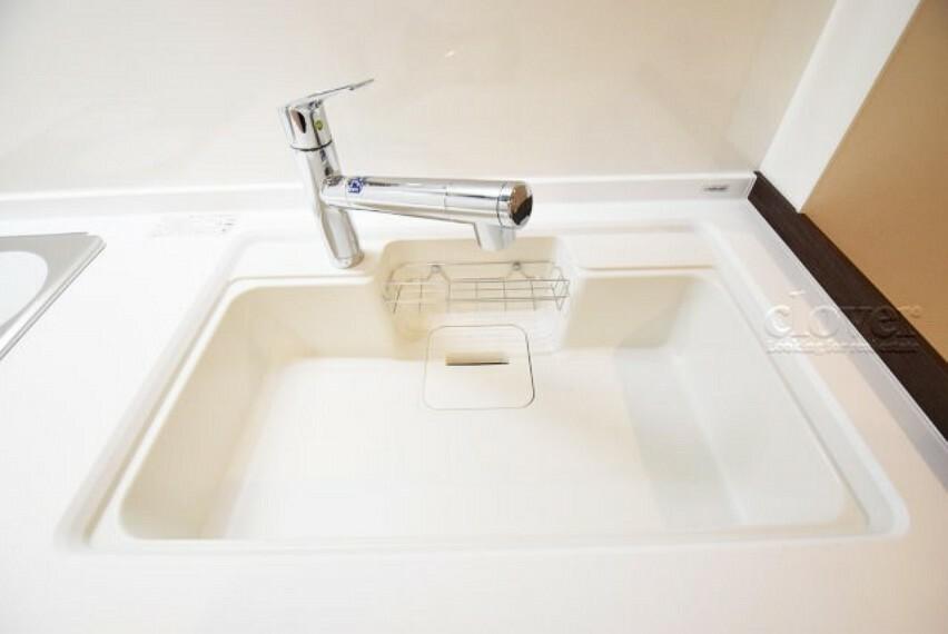 キッチン キッチンシンク 浄水機能付き水栓