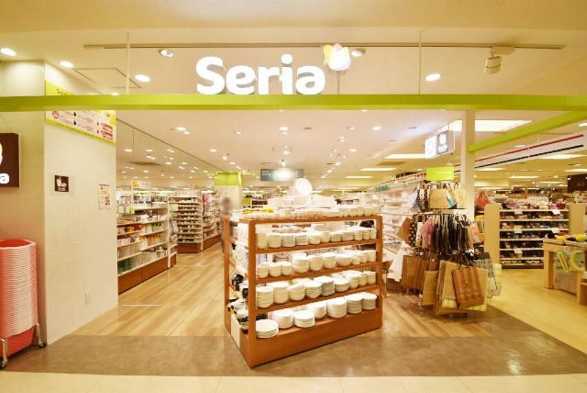【生活雑貨店】Seria 新宿マルイアネックス店まで259m