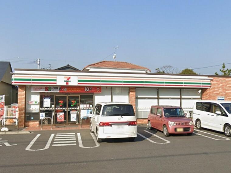 コンビニ 【コンビニエンスストア】セブンイレブン土佐山田町西本町店まで375m