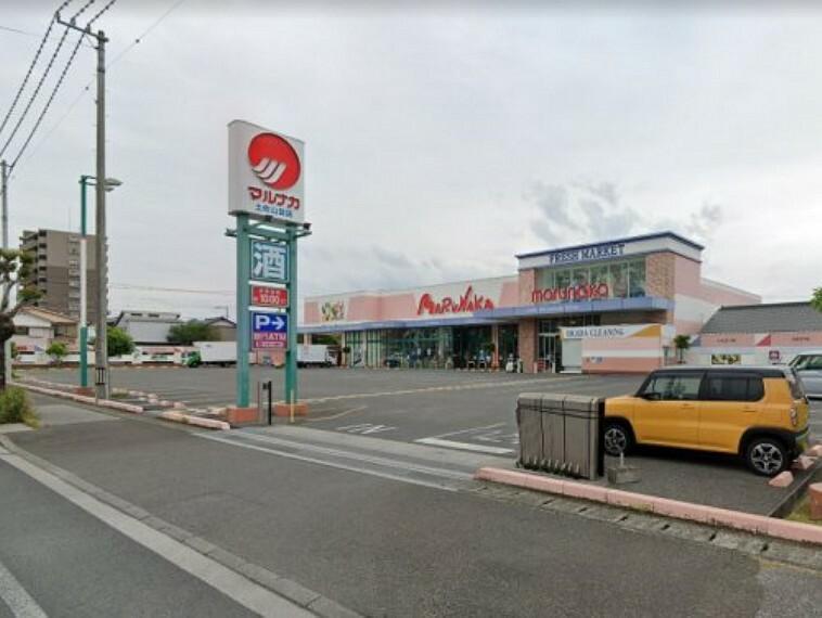 スーパー 【スーパー】マルナカ土佐山田店まで695m