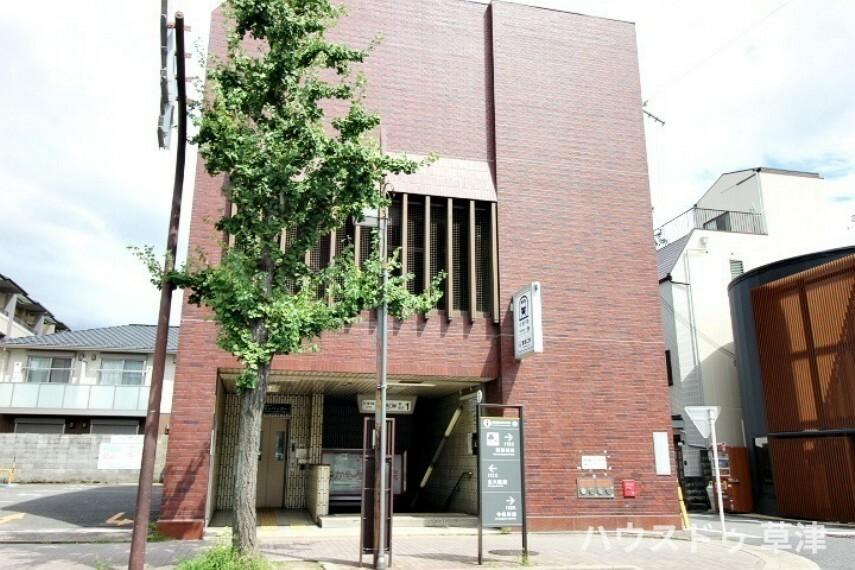 京都市営地下鉄烏丸線 鞍馬口駅