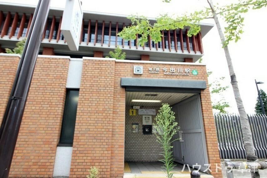 京都市営地下鉄烏丸線 今出川駅