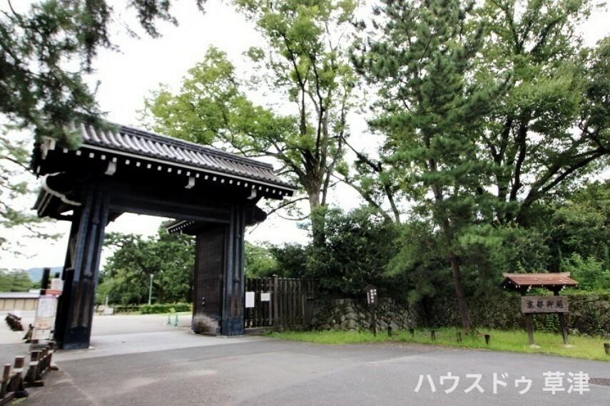 公園 京都御苑