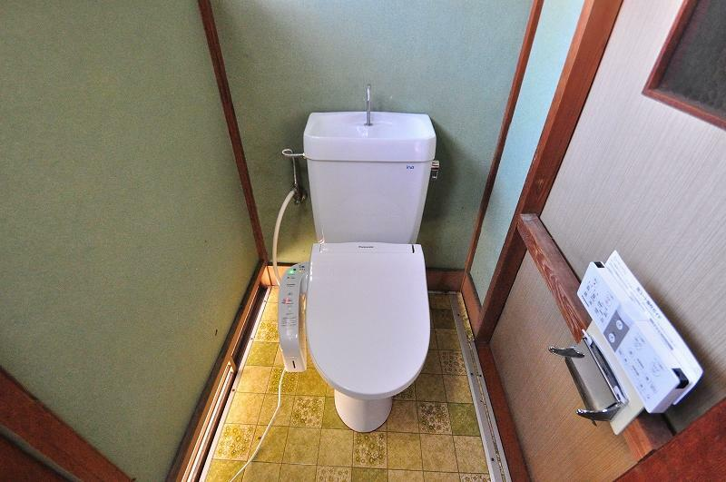 トイレ 母屋 トイレ