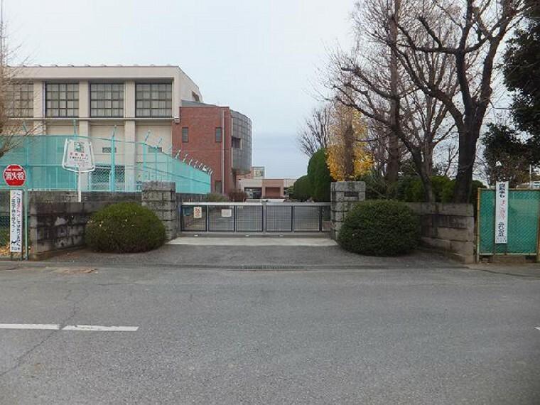 中学校 豊里中学校