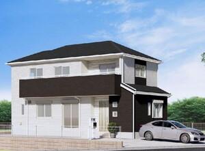 深谷市宿根ファイブイズホームの新築物件