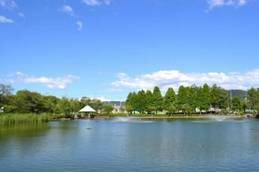 公園 弁天池公園