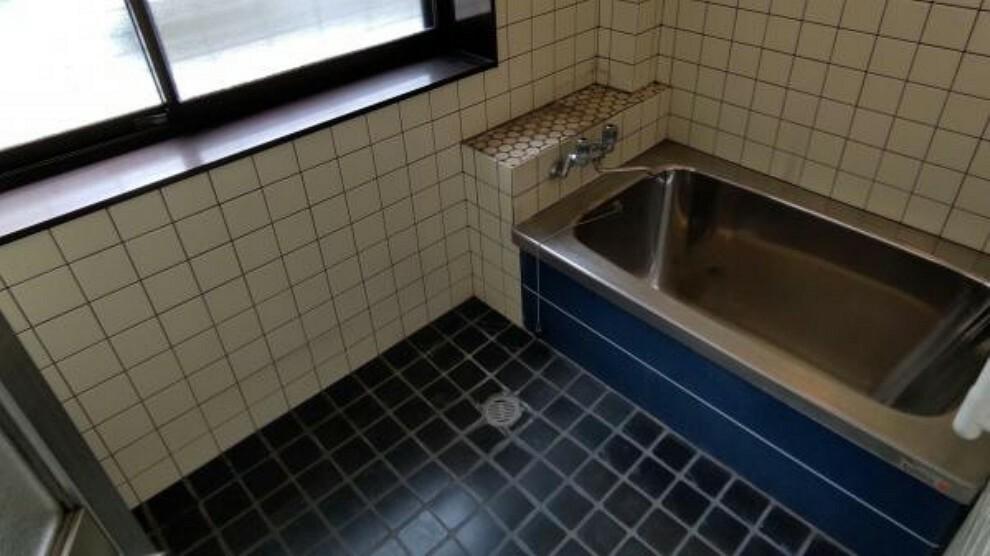 浴室 【工事前】