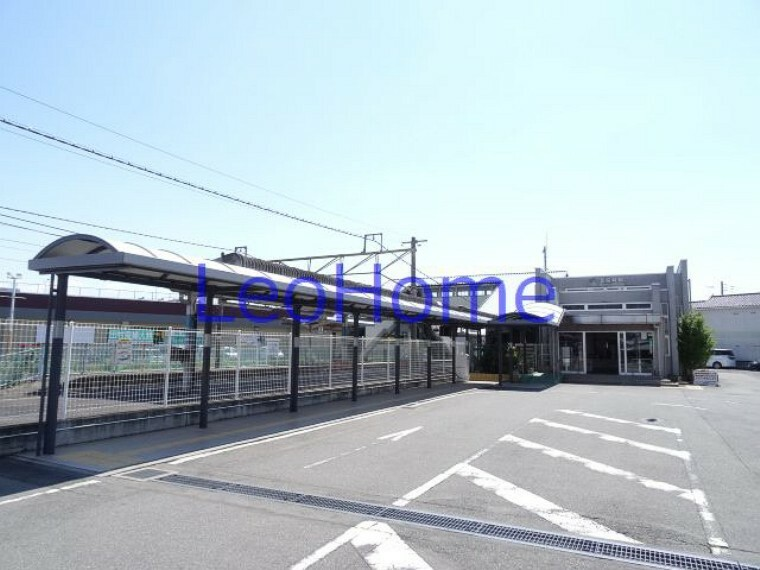 【駅】北高崎駅まで4951m