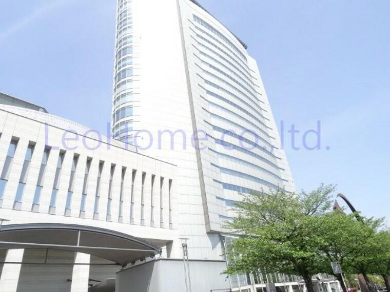 役所 【市役所・区役所】高崎市役所まで5305m