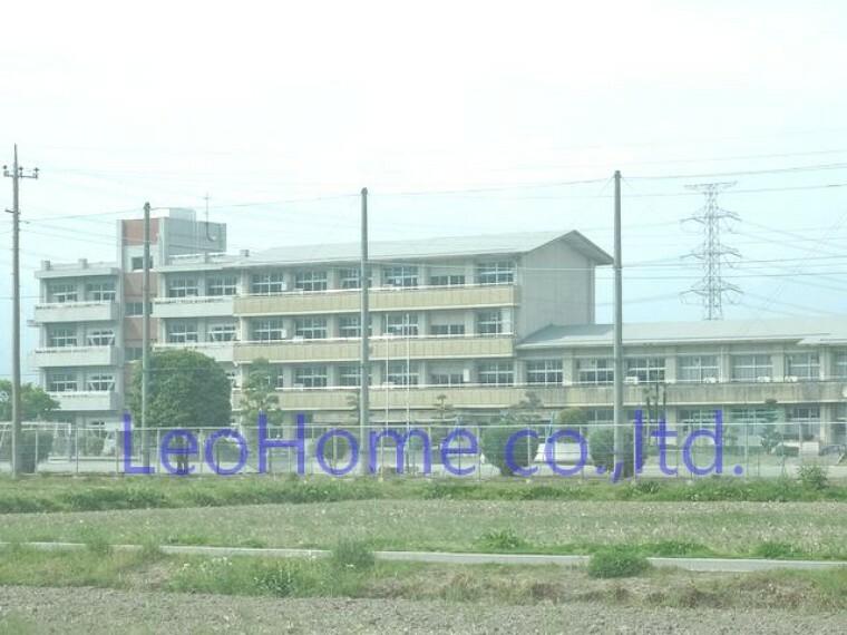 中学校 【中学校】高崎市立豊岡中学校まで1381m