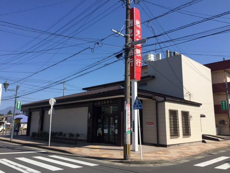 銀行 【銀行】鹿児島銀行西伊敷支店まで711m