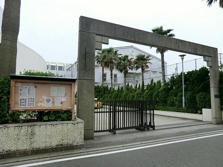 中学校 藤沢市立湘洋中学校