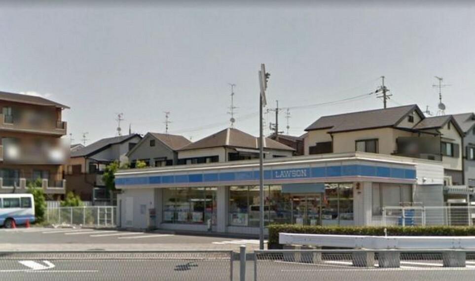 コンビニ ローソン寝屋川対馬江東町店
