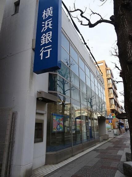 銀行 横浜銀行保土ヶ谷支店