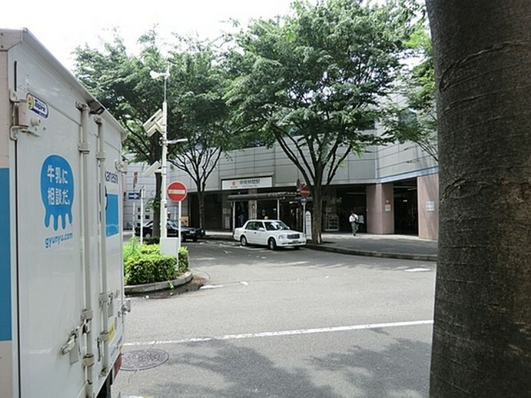 中央林間駅(東急 田園都市線)