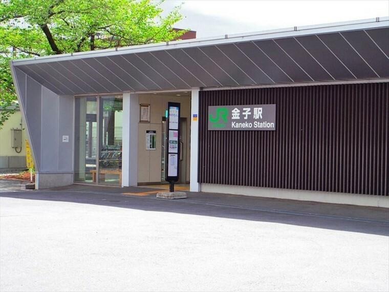 金子駅(JR八高線)