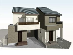 ハートフル天然木の家「浄土寺下馬場町2区画」