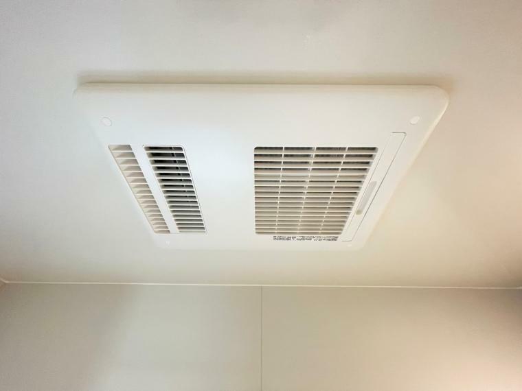 冷暖房・空調設備 カラット快適な浴室乾燥機付