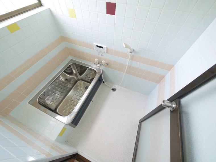 浴室 一日の疲れを癒す浴室は心地よいバスタイムを実現