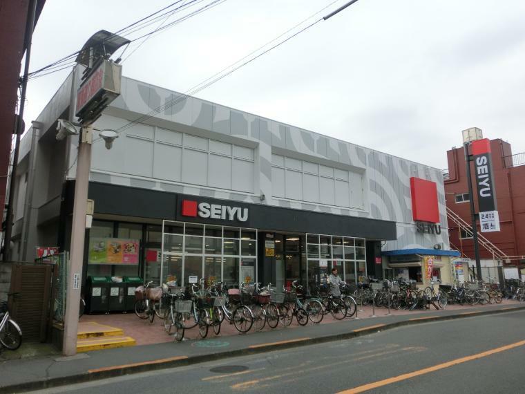 スーパー 西友 薬園台店 千葉県船橋市薬円台6丁目6-6