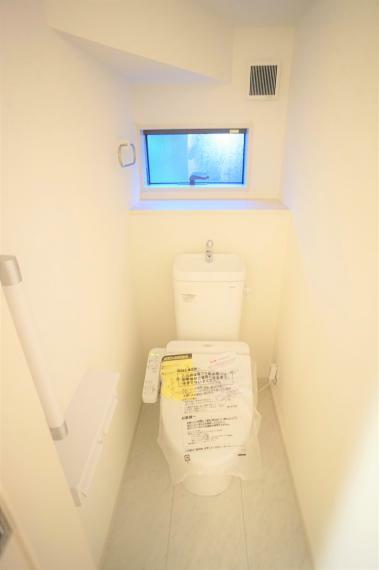 トイレ 1F ウォシュレット付きトイレ