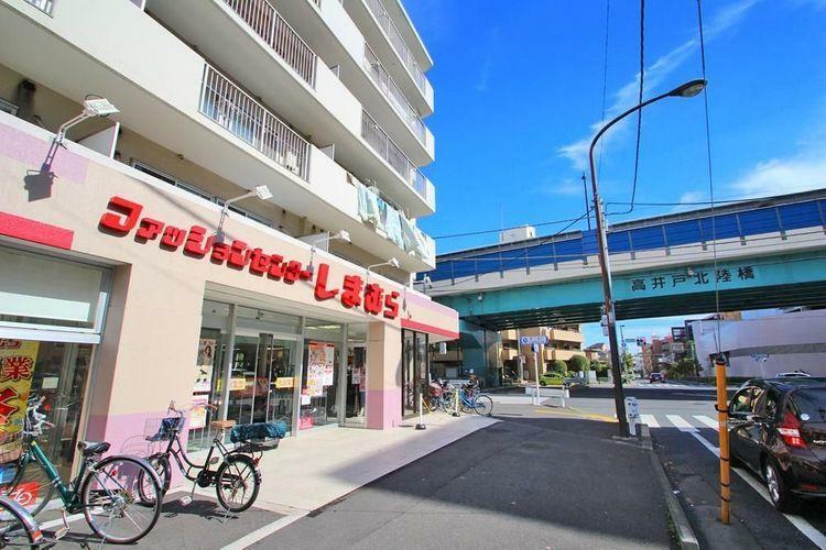 ショッピングセンター ファッションセンターしまむら宮前店 徒歩5分。