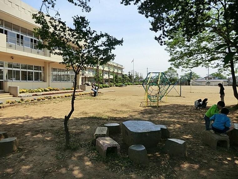 小学校 つくば市立沼崎小学校