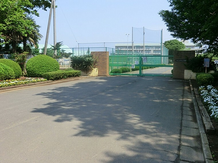 中学校 つくば市立豊里中学校