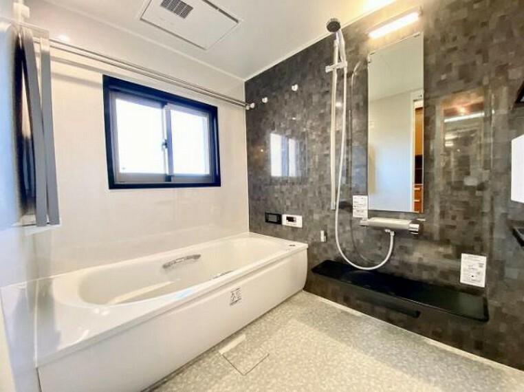浴室 浴室TV付きで入浴中もお好きな番組をお楽しみいただけます