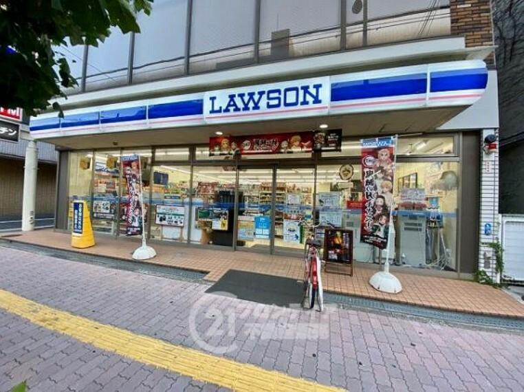 コンビニ ローソン 奈良新大宮店