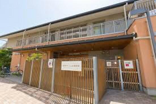 幼稚園・保育園 【保育園】成城つくしんぼ保育園まで344m