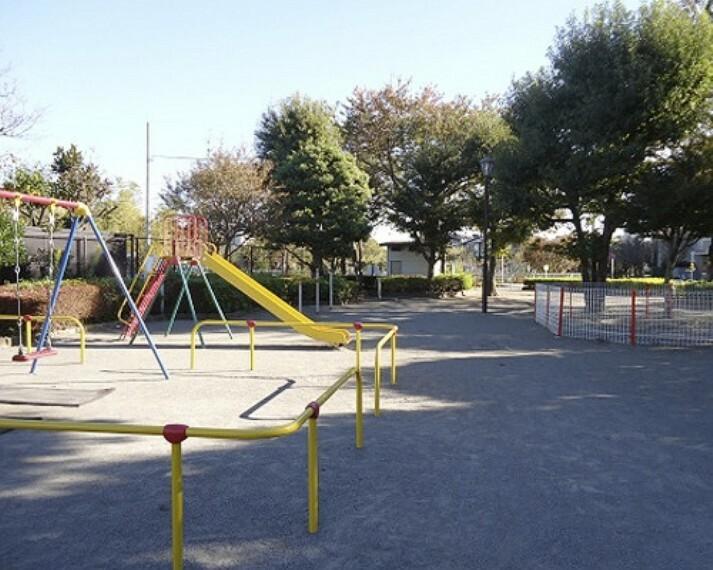 公園 【公園】上祖師谷四丁目公園まで1026m