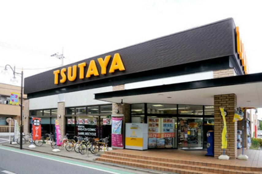 【レンタルビデオ】TSUTAYA成城店まで661m
