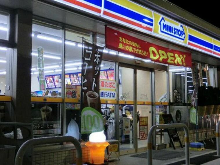 コンビニ 【コンビニエンスストア】ミニストップ甲子園口5丁目店まで356m