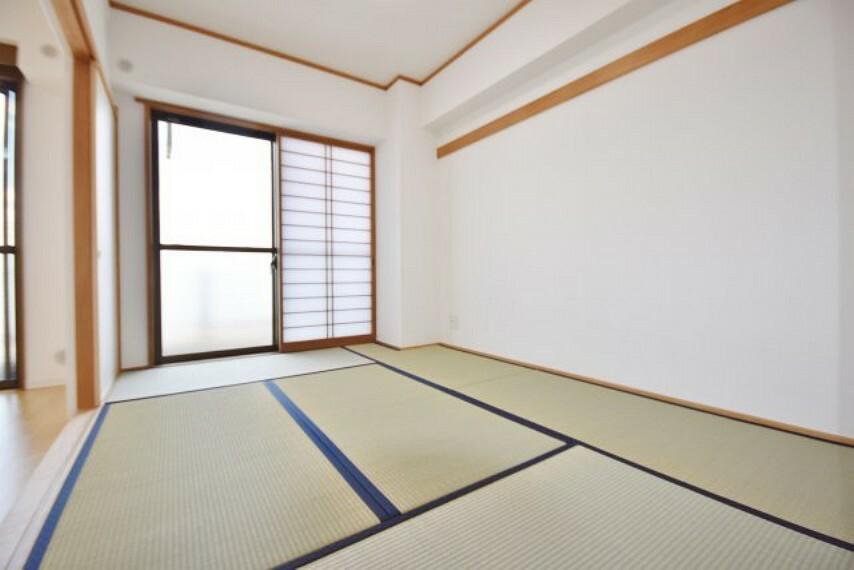 和室 ゆったりとくつろげる和室です
