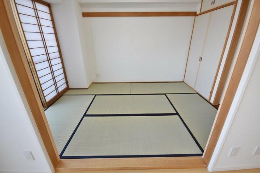 和室 きれいな和室です