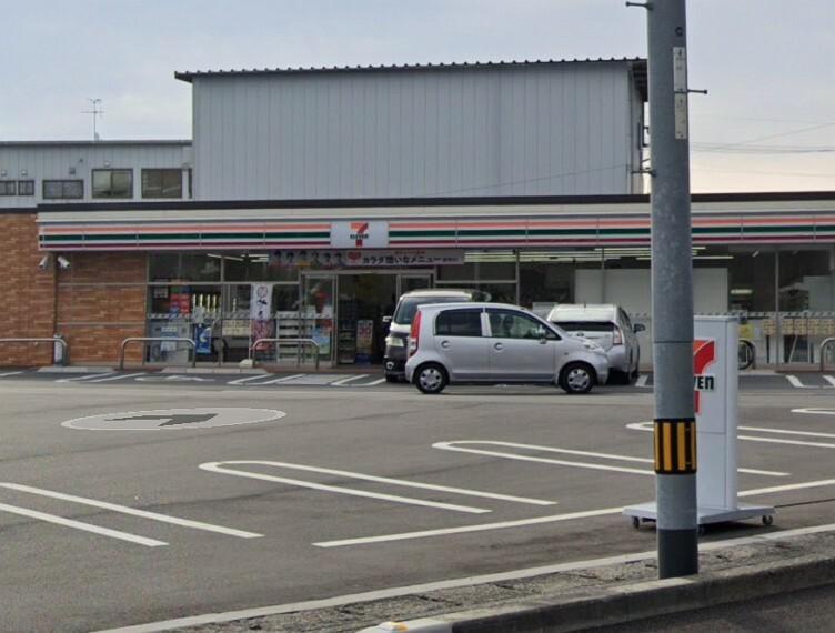 コンビニ 【コンビニエンスストア】セブンイレブン長浜店まで410m