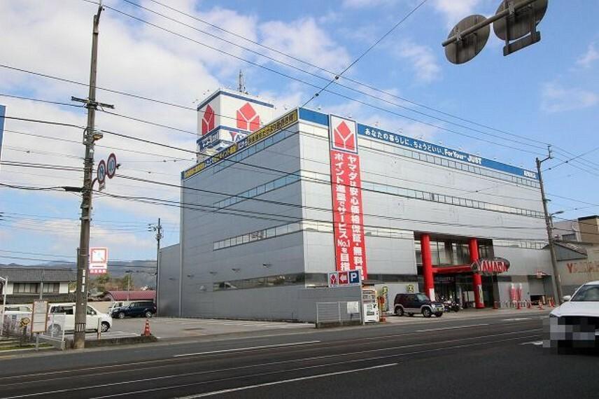 【家電製品】ヤマダ電機テックランド高知旭店まで638m