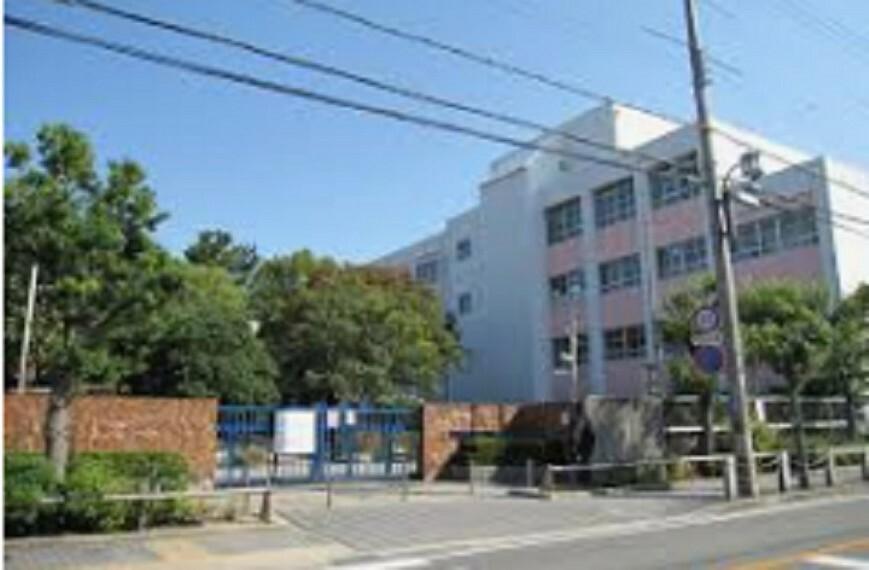 小学校 【小学校】尼崎市立立花北小学校まで807m