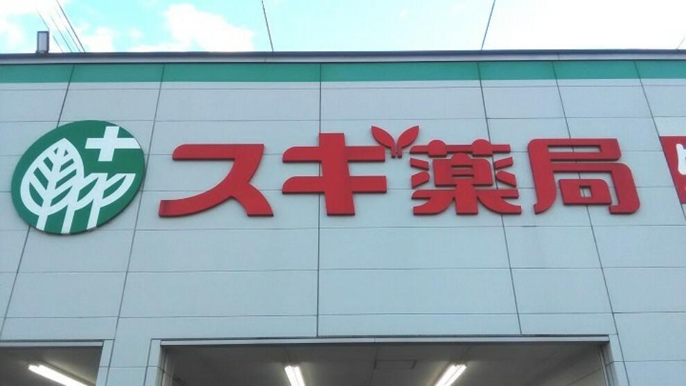 ドラッグストア 【ドラッグストア】スギ薬局 上ノ島店まで574m