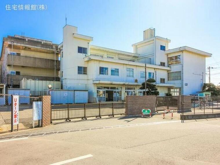 佐倉市立井野小学校 距離640m