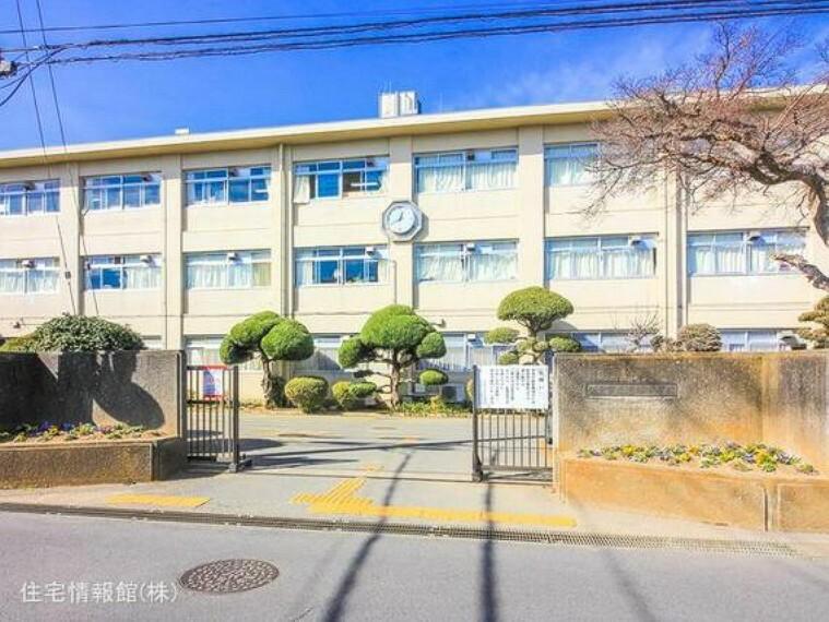 佐倉市立志津中学校 距離470m