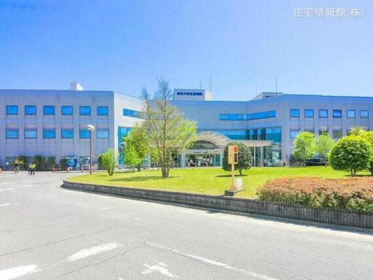 東邦大学医療センター佐倉病院 距離2760m